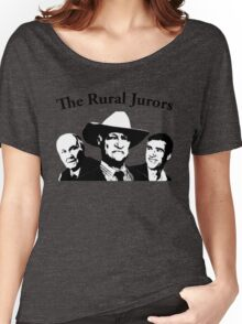 The Rural Jurors Women's Relaxed Fit T-Shirt