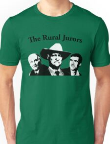 The Rural Jurors Unisex T-Shirt
