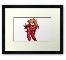 Asuka Soryu Langley Framed Print
