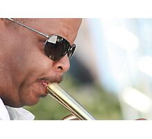 Terence Blanchard - DJF - 2010 - Jazz Theater Photographic Print
