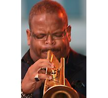 Terence Blanchard - DJF - 2010  - Heat Wave Photographic Print