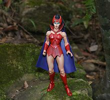 Masters of the Universe Classics - Catra by GskullWarrior