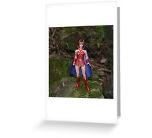 Masters of the Universe Classics - Catra Greeting Card