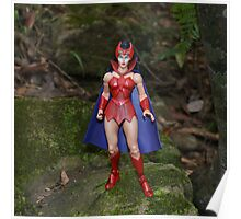 Masters of the Universe Classics - Catra Poster