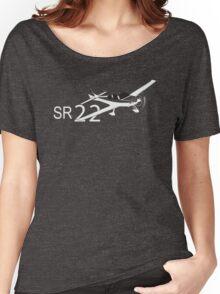 Cirrus SR22 Women's Relaxed Fit T-Shirt