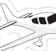 Cirrus SR22 Sticker
