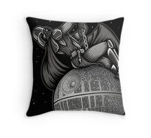 Wrecking Star - Pillows and Totes Throw Pillow