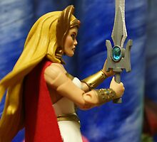 Masters of the Universe Classics - She-Ra by GskullWarrior