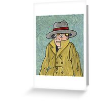 Vincent Adultman Greeting Card
