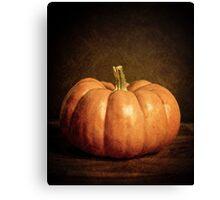Pumpkin - Fine Art Photography Canvas Print