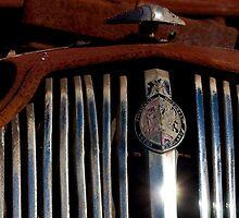 Vauxhall ten  1938  by Martin  Hoffmann