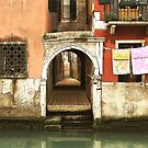 Venice - Arch by Luisa Fumi