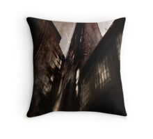 Where Darkness Dreams Throw Pillow