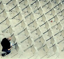 Alone (Between the Lines) by Gianluca Nuzzo