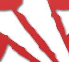 STR Defense Sticker