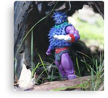 Masters of the Universe Classics - Spikor Canvas Print