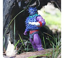 Masters of the Universe Classics - Spikor Photographic Print