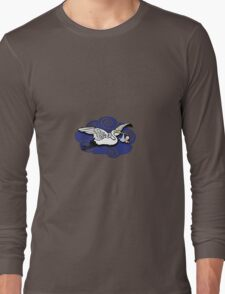 New baby on the way! Long Sleeve T-Shirt