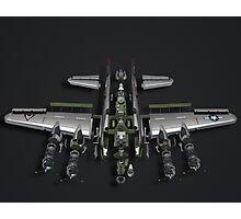 Warranty Void - Model Plane Photographic Print