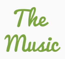 The Music - Green by BigFluffyFozzie