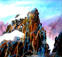 Huangshan - Reach the sky by bettymmwong