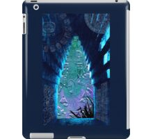 Lord Pacal - Time Traveller iPad Case/Skin