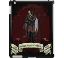 All Magik Comes With A Price! iPad Case/Skin