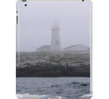 Foggy Coastline iPad Case/Skin
