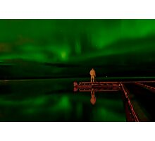 Steve...The Aurora Chaser Photographic Print