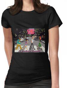 Zeddy Road Womens Fitted T-Shirt