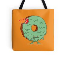 The Zombie Donut Tote Bag