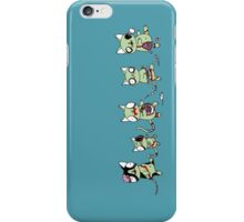 Zombie Cats iPhone Case/Skin