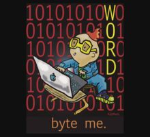 byte me by Kev Moore