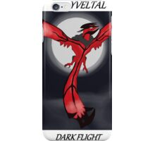 Yveltal: Dark Flight iPhone Case/Skin