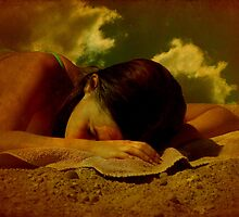 Dreaming At The Beach by Mercale Silverstorm