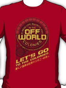 Off World T-Shirt