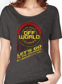 Off World Women's Relaxed Fit T-Shirt