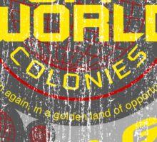 Off World Sticker
