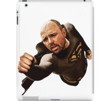 Bullshit Man - No Text iPad Case/Skin