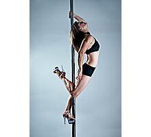 Pole Art - Figurehead Photographic Print