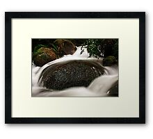 Cement Creek #2 Framed Print