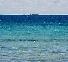 Jaluit Atoll Mirage by Skye Hohmann