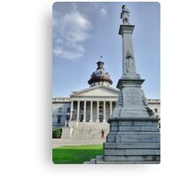 South Carolina State House Study 2  Canvas Print