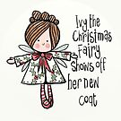 Ivy the Christmas Fairy by stamptout