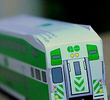 GO train replica by robertmamuric