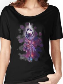 Space Pearl Women's Relaxed Fit T-Shirt