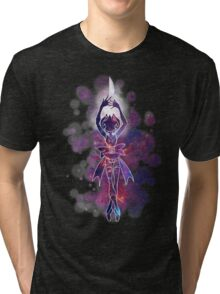 Space Pearl Tri-blend T-Shirt