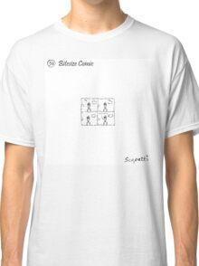 Bitesize Comic Classic T-Shirt
