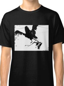 Giant Monsterbird Continues his Nefarious Journey Classic T-Shirt