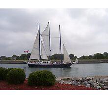lake Ontario sails........ Photographic Print